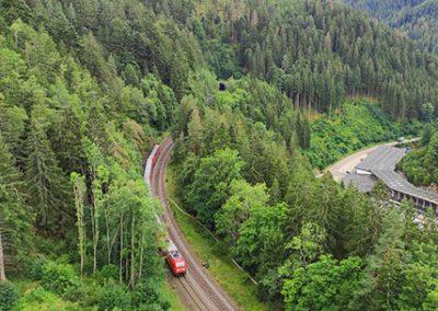 Zuckerbauerhof Bahnerlebnispfad